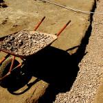 Gravel-drainage-level